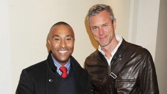 Mark Foster and close friend Colin Jackson never discussed their sexuality with each other