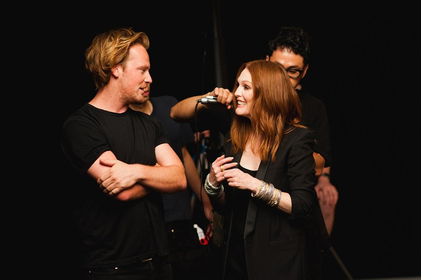 Julianne Moore helps launch John Hardy's new 'Made For Legends' campaign