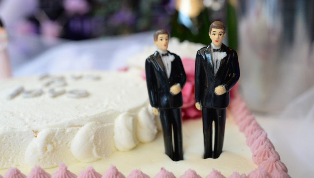 Two straight men are planning to marry to avoid inheritance tax