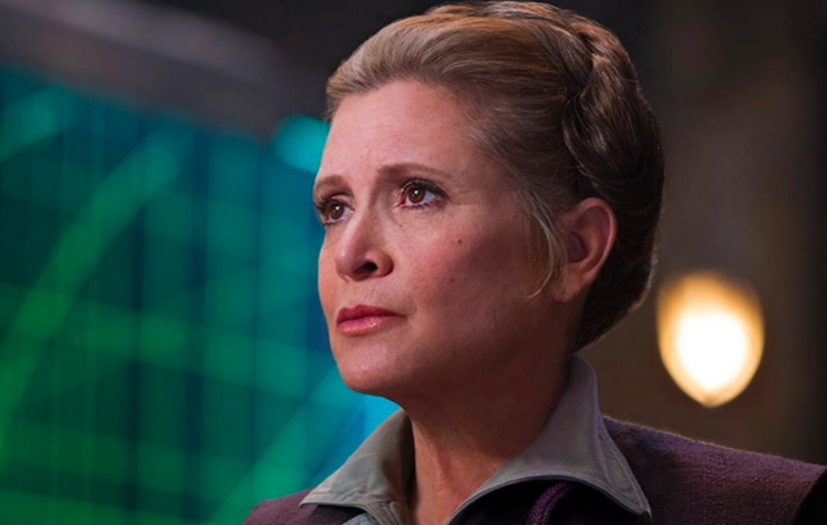 Star Wars cast pay tribute to 'irreplaceable' Carrie Fisher ahead of late star's final film role