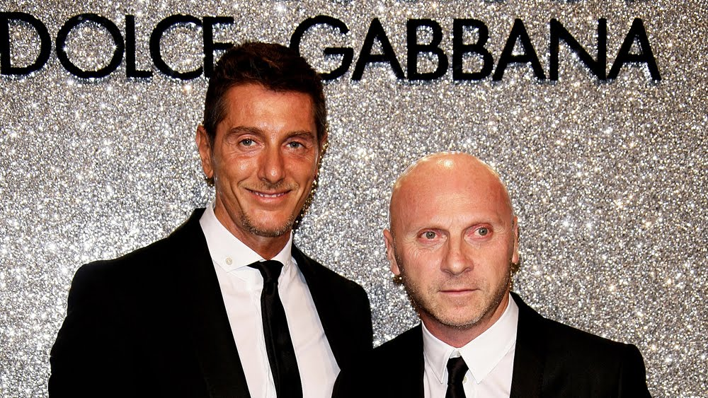 Stefano Gabbana: 'Don't call me gay'