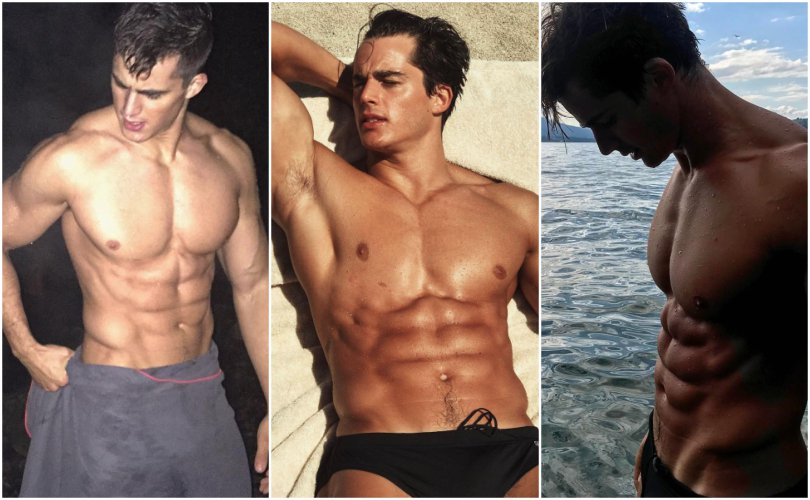 Happy birthday Pietro Boselli! The model's hottest ever moments
