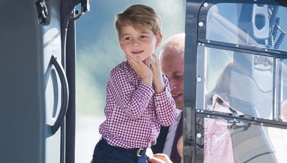Minister apologises for saying Christians should pray for Prince George to be gay