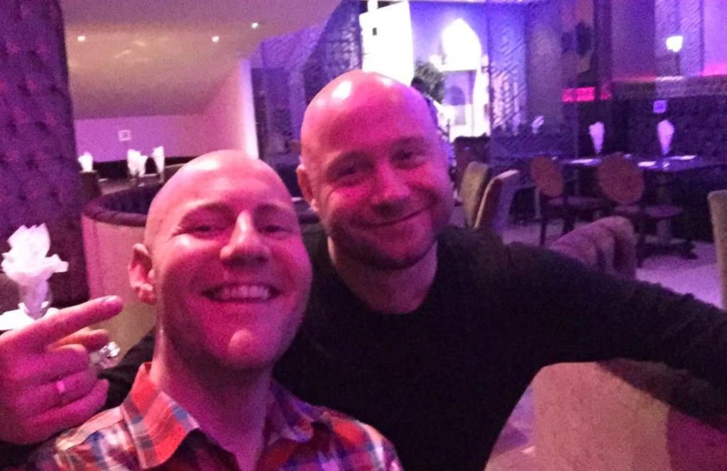 Gay couple who met on Channel 4's 'First Dates' announce engagement