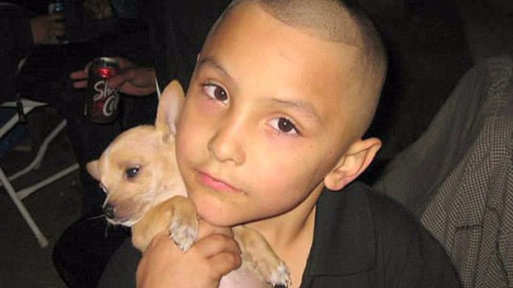 Jury recommends death penalty for man who murdered his eight year old son for being gay