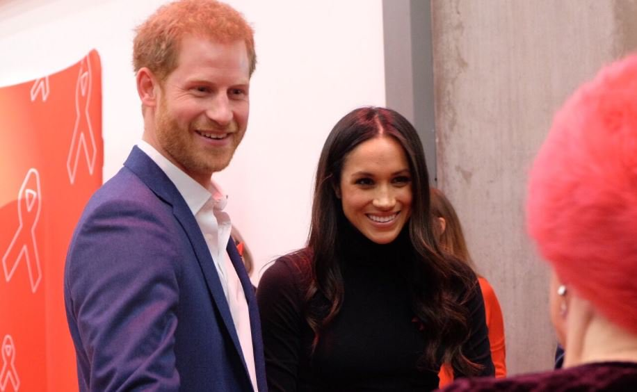 Prince Harry and Meghan Markle mark World AIDS Day during first public engagement as a couple