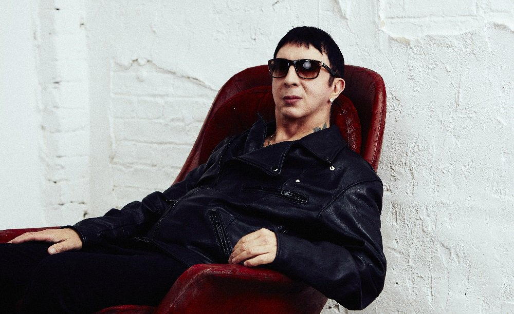 LGBT icon Marc Almond picks up music prize at Winq Men of the Year Awards