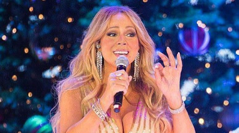 Mariah Carey brings some festive fabulousness to London's O2 Arena – review