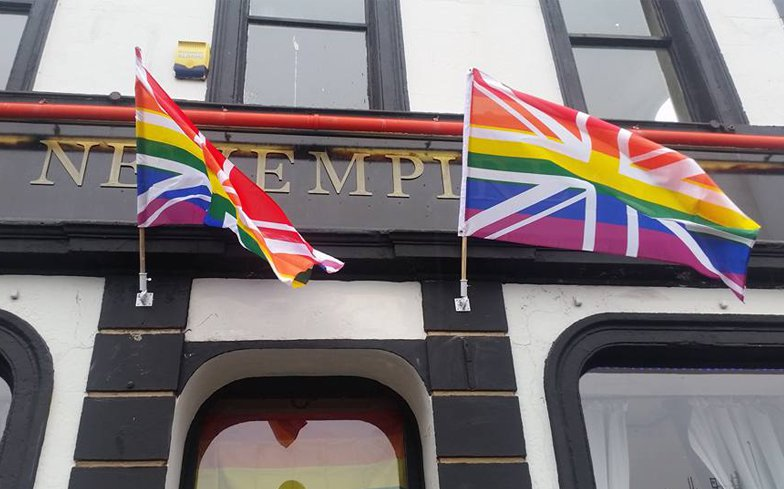Man denies planning act of terrorism and threatening to kill people at gay pride event in Cumbria