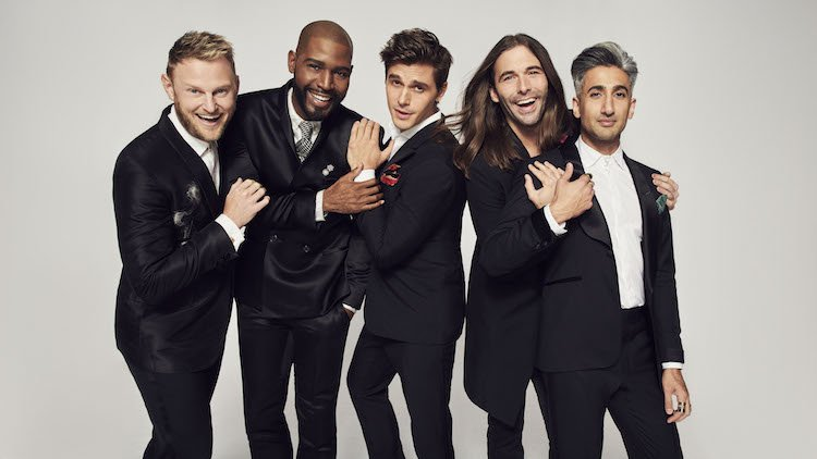 Meet the new Fab Five of Netflix's Queer Eye for the Straight Guy reboot