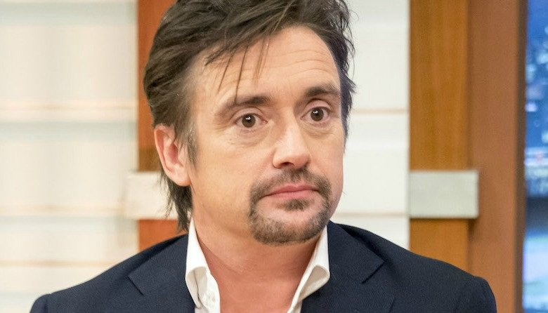 Richard Hammond doesn't understand why gay people feel the need to come out publicly