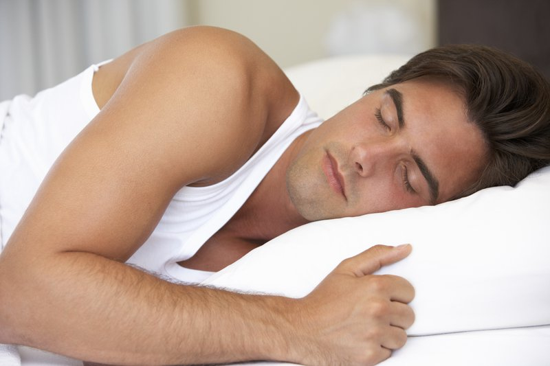 New research suggests gay men are most likely to struggle getting to sleep