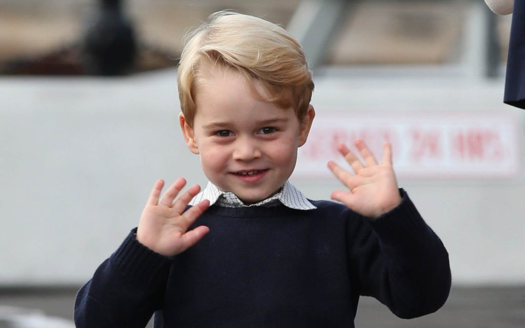 Church minister sparks outrage after asking Christians to 'pray for Prince George to be gay'