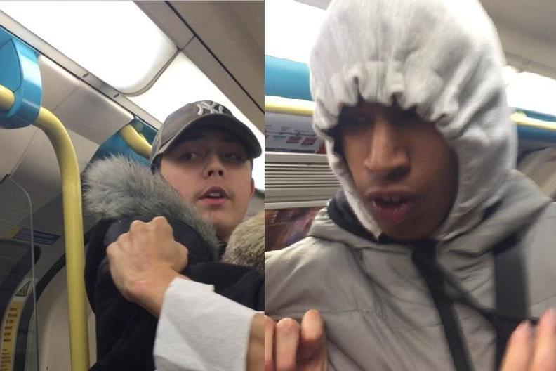 Teenager strangled and forced to apologise for being gay in homophobic Tube attack