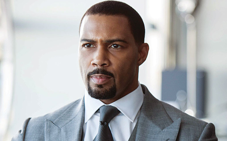 Someone Mould Omari Hardwick's Ass as Hang it Above My Fireplace