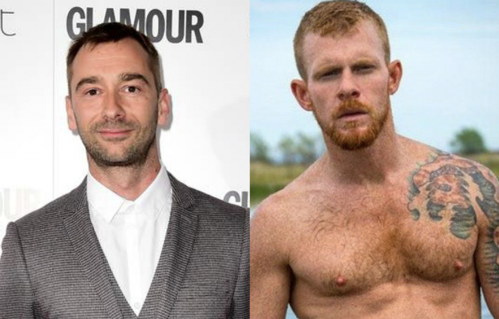 "Corrie's Charlie Condou ""Pleasured"" to Meet Gay Adult Film Star in Deleted Tweet"