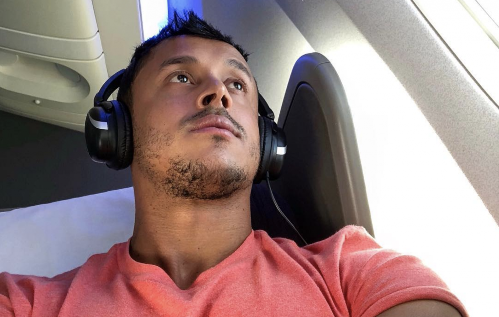 OMG: Social Media Star Filmed Himself Masturbating Onboard Flight