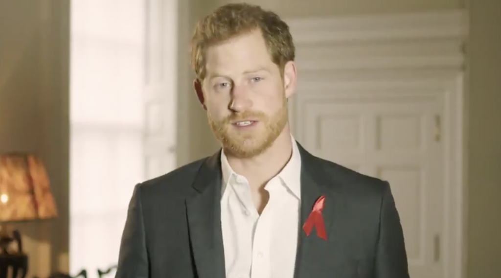 "National HIV Testing Week: ""Our Generation Can End HIV"" – Prince Harry"