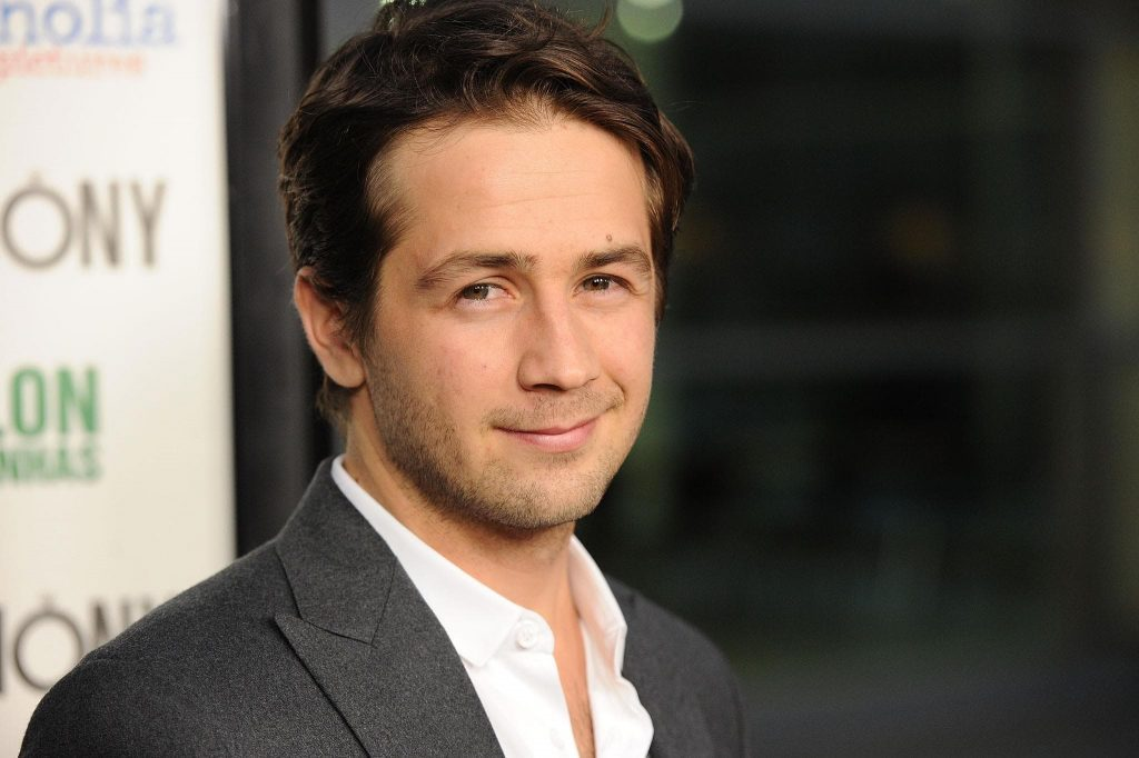 'In A Relationship's Michael Angarano Serves Cake