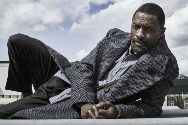 People Magazine Vote Idris Elba Sexiest Man 2018