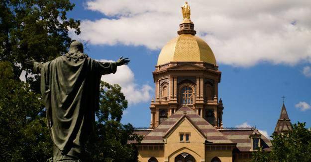Notre Dame University Men Request Porn Filter for School Wi-Fi