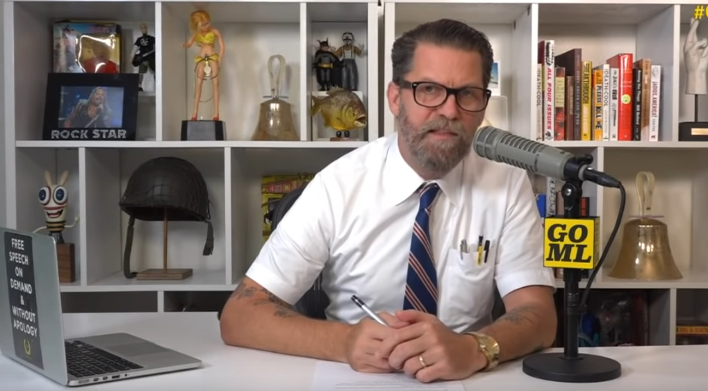 Gavin McInnis Canned By Right Wing Network BlazeTV