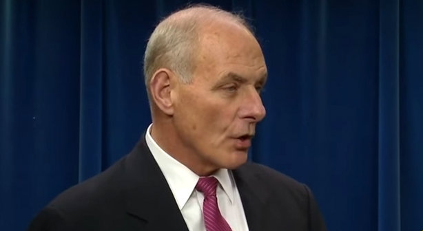 Mueller Grilled John Kelly About Obstruction Probe