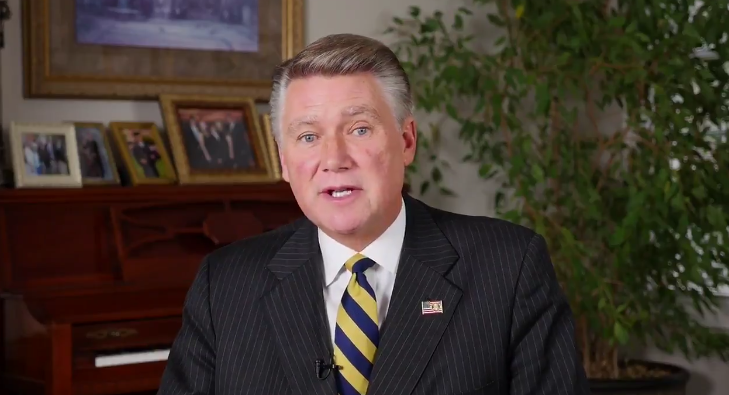 """GOP Rep-Elect Mark Harris: I Had No Foreknowledge Of Any """"Wrongdoing"""" But I'm Totally Up For A Do-Over"""