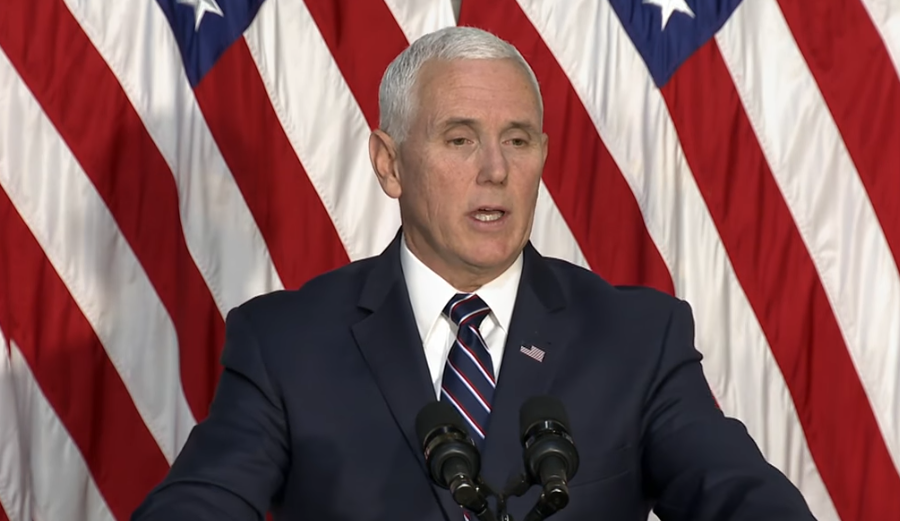 """Mike Pence Breaks Tie To Confirm """"Unqualified"""" Judge"""