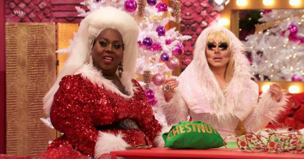 Was The Holi-Slay Spectacular Just a Promotional Tool For RuPaul's Christmas Album?