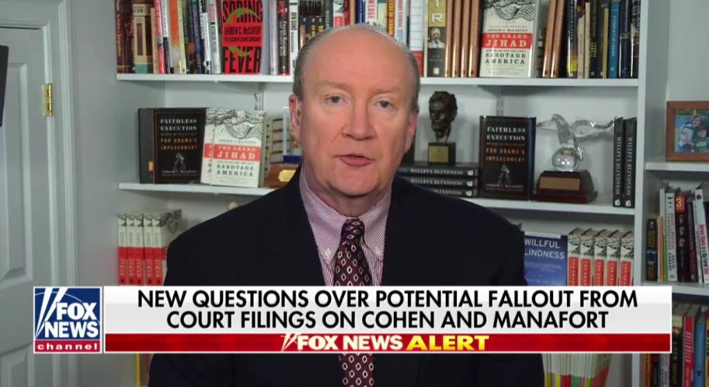 """Fox Contributor: Trump Is """"Very Likely To Be Indicted"""""""