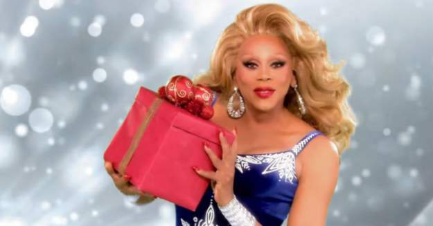 Queens Kissing, Half-Naked Men & More: 5 Things to Expect From RuPaul's Holi-Slay Spectacular