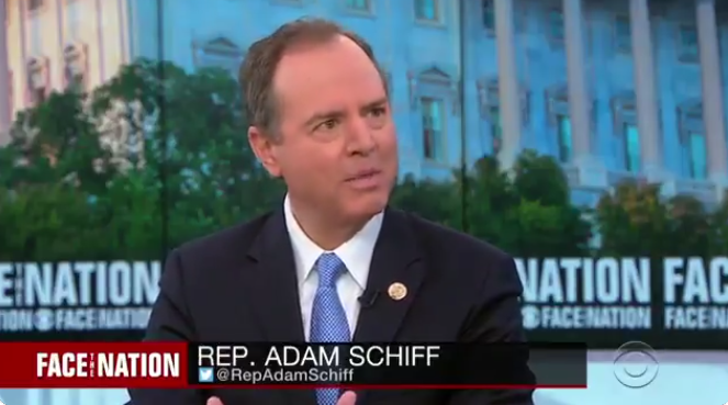 """Schiff: Trump May """"Face The Real Prospect Of Jail Time"""""""