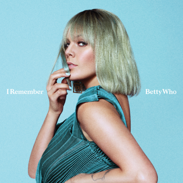 "Betty Who Returns With The Self Titled (And Emotionally Raw) Album ""Betty"""