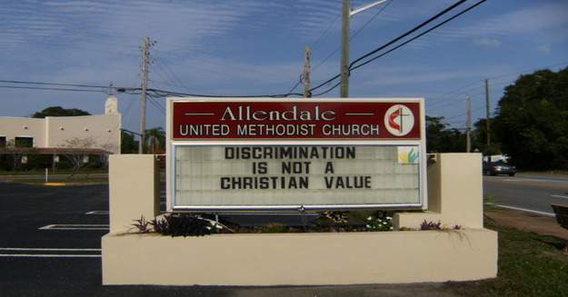 Florida Methodist Church Rejects National Vote