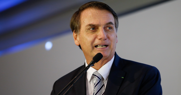 Jair Bolsonaro Wants to Know What a Golden Shower Is
