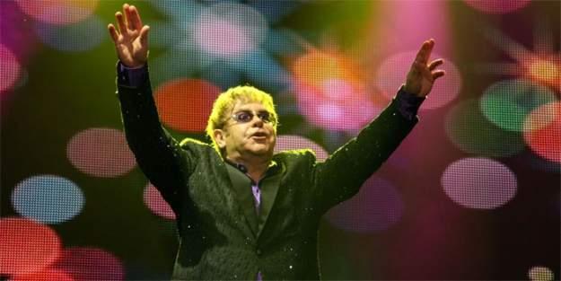 Elton John Announces Autobiography Release Following Movie Biopic 'Rocketman'