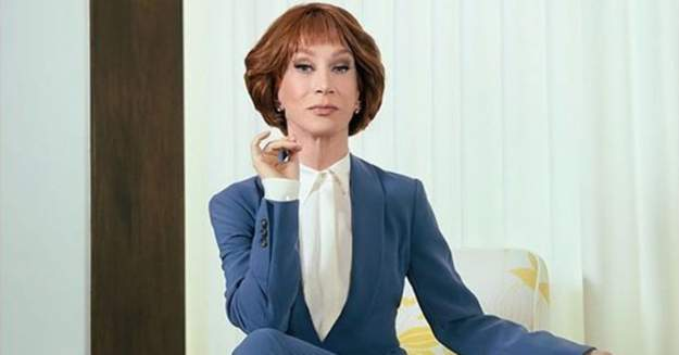 "Kathy Griffin Released The Trailer For Concert Film ""Kathy Griffin: A Hell Of A Story"""