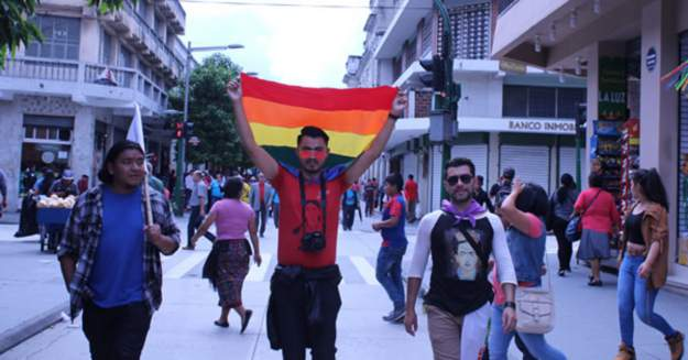 Guatemalan General Election Brings Two Gay Men Fighting For LGBT Rights