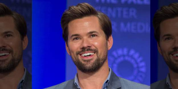 "Andrew Rannells On That Time A Priest ""Muscled His Tongue"" Into His Mouth"
