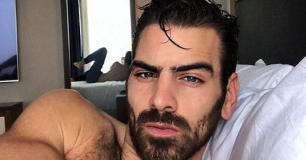 Nyle DiMarco Leaves Little to the Imagination at the Gym