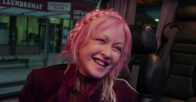 Cyndi Lauper's True Colors Fund Is Now True Colors United