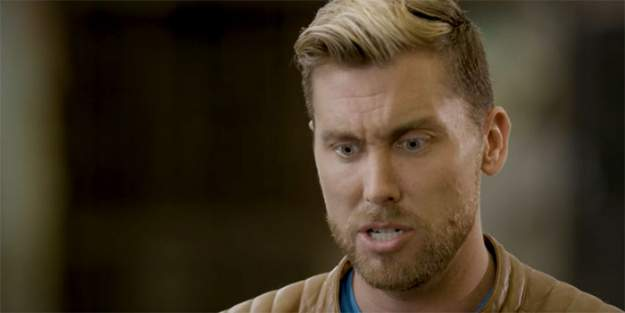 Lance Bass Takes Viewers Behind-The-Scenes Of Boy Band Scandal