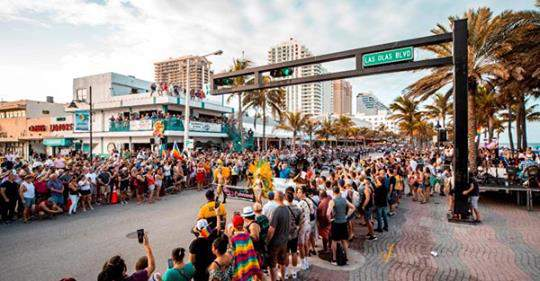 Travel Thursday: Pride Fort Lauderdale Sets An Amazing Precedent for Pride of the Americas 2020