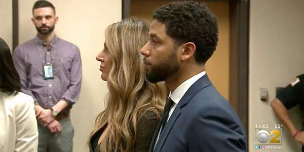 Jussie Smollett Pleads 'Not Guilty' To 16 Counts Of Felony Disorderly Conduct