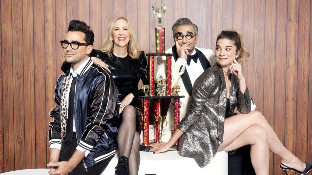 'Schitt's Creek' and a Message of Love SWEEPS the 2020 Emmy's