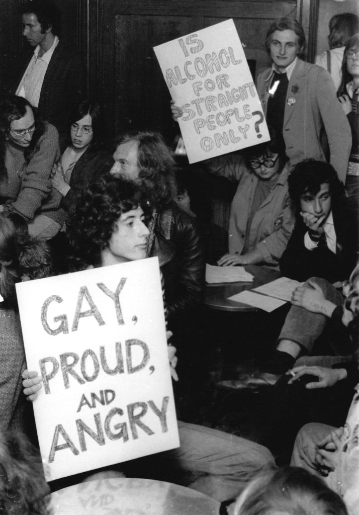 Few LGBT+ people dared question heterosexual supremacy 50 years ago. The Gay Liberation Front changed that