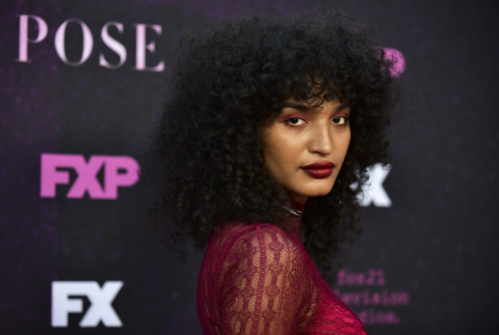 Pose star Indya Moore opens up about their conservative, religious upbringing and being gaslit 'every day' as a Black American