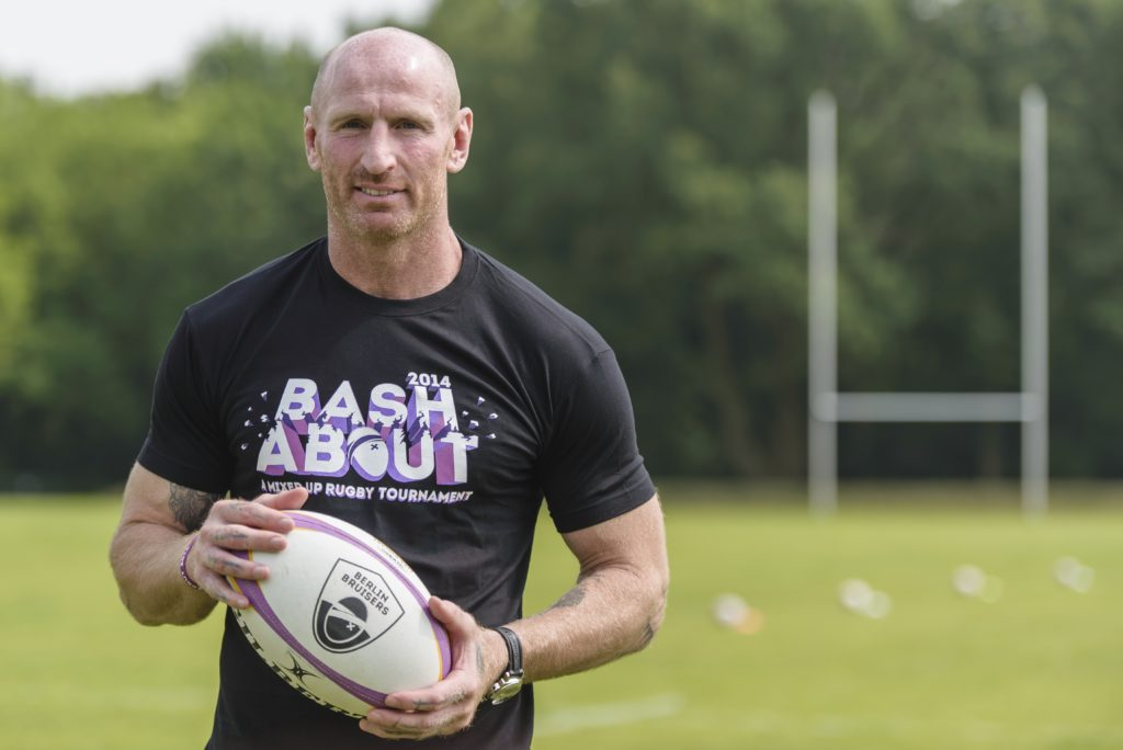 Gareth Thomas reveals the insulting question you should never, ever ask someone about their HIV status
