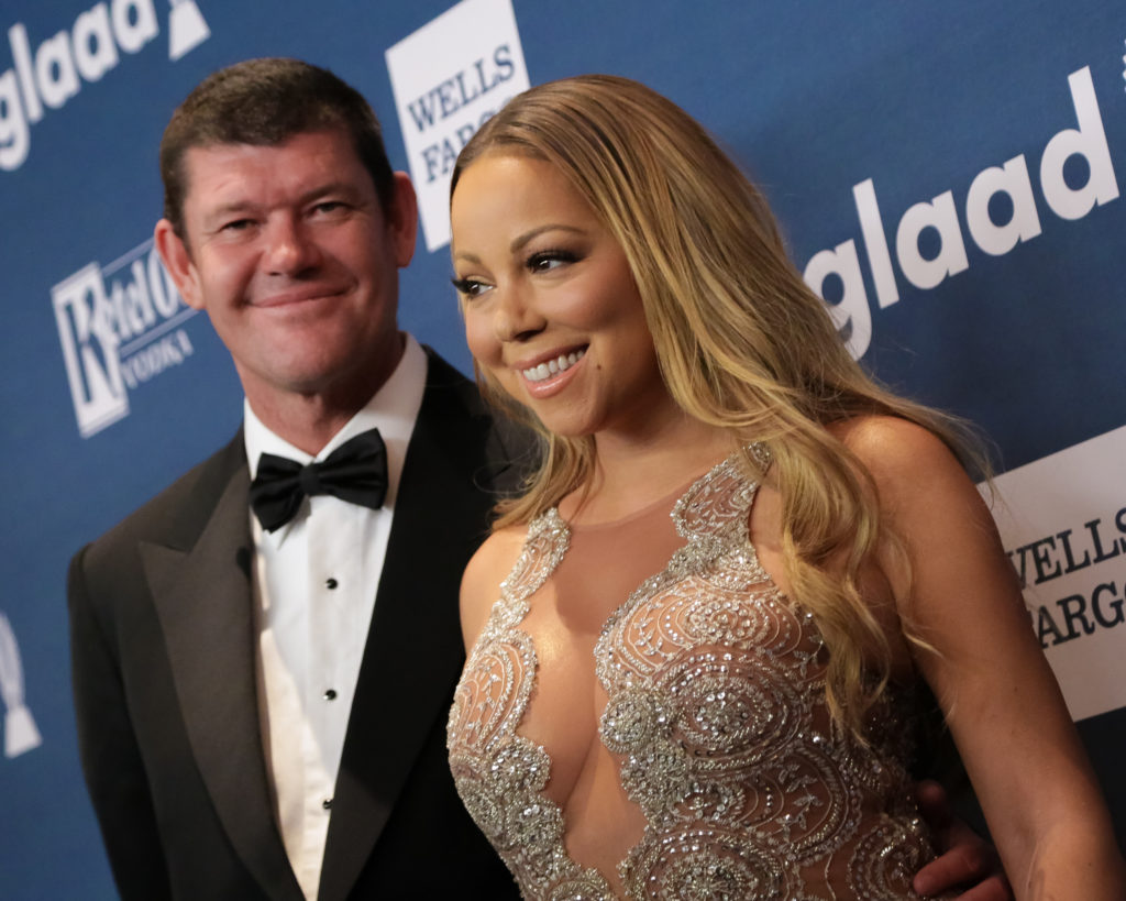 Mariah Carey discovers new levels of shade while dismissing Jennifer Lopez and her billionaire ex-fiancé